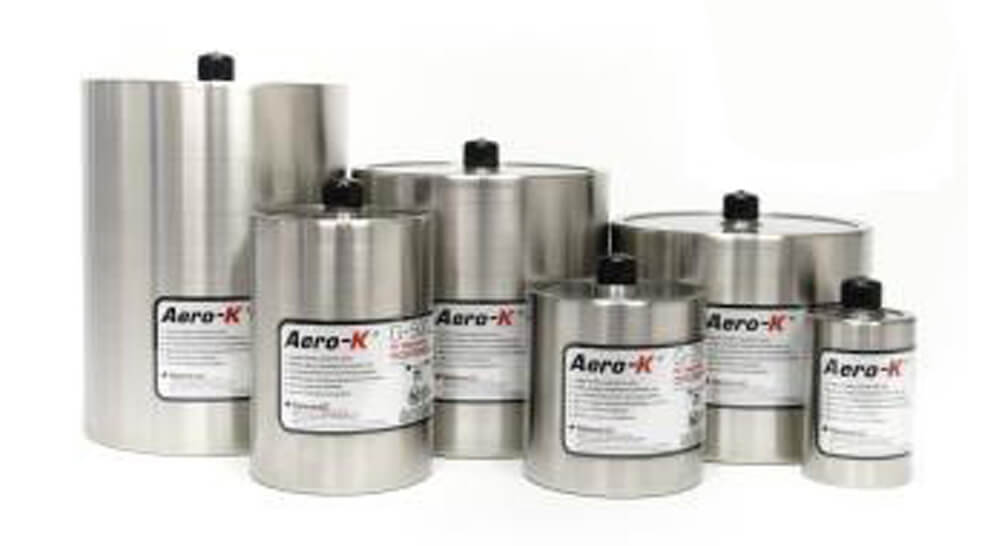 Electrical/Fixed Fire Suppression Systems