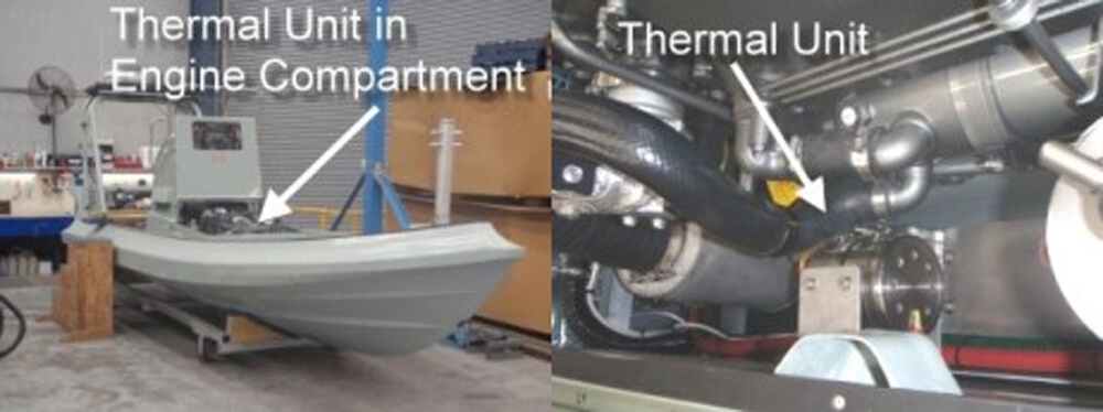 Marine, Shipping, and Boating Fire Protection