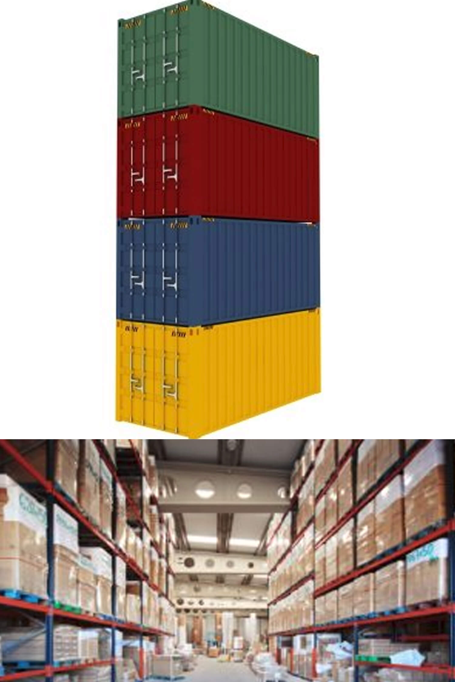 Containers And Storage Facilities