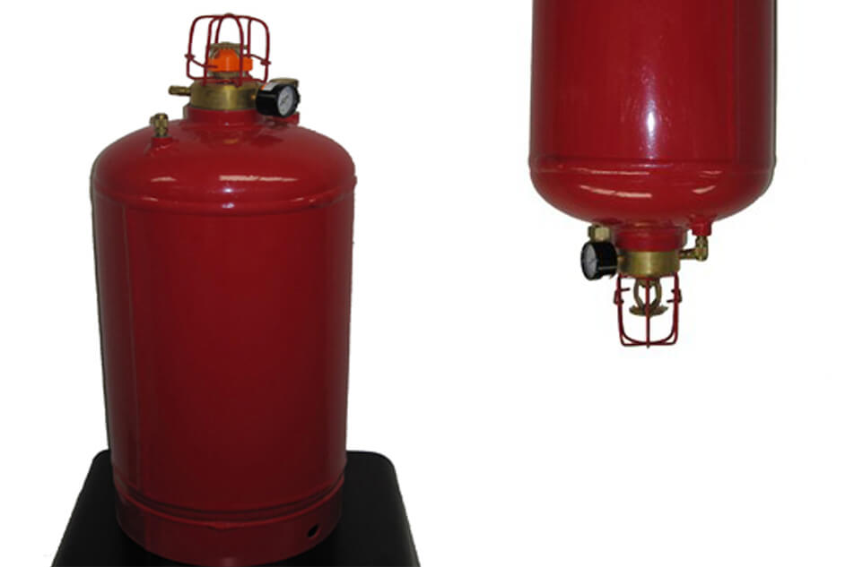 thermatic canister system